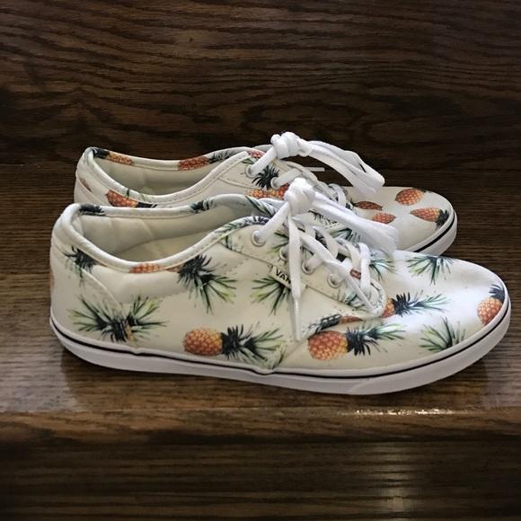 0ff4b4e38d Women s Vans Atwood Pineapple Low Sneakers 6.5. M 5adaa9e100450f68263e80ea